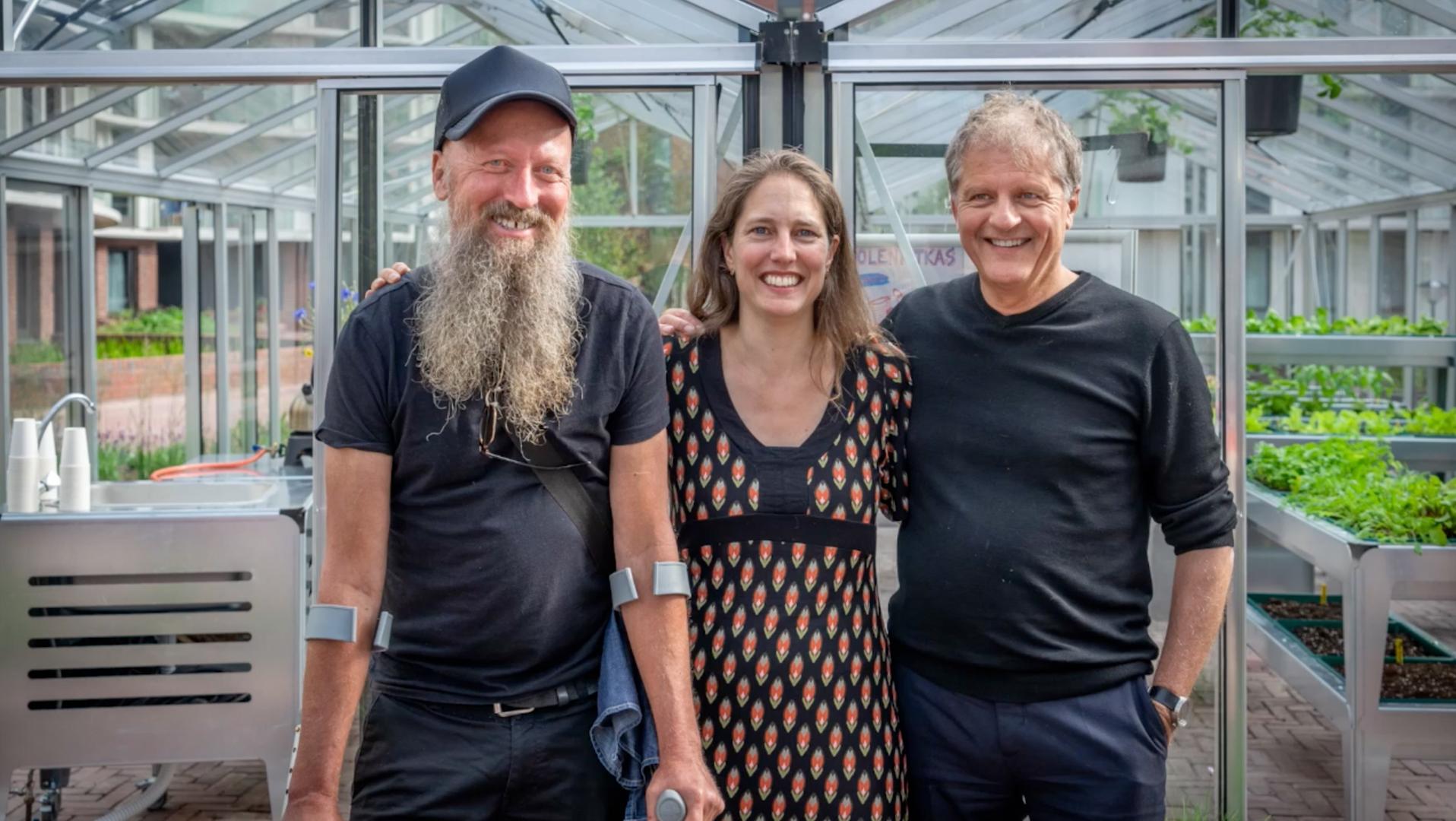 Rhapsody wins Amsterdam Architecture Prize