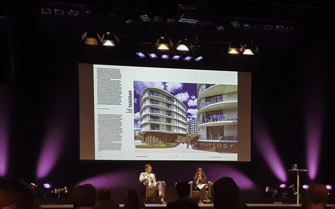 Rhapsody in Jaarboek Architectuur in Nederland