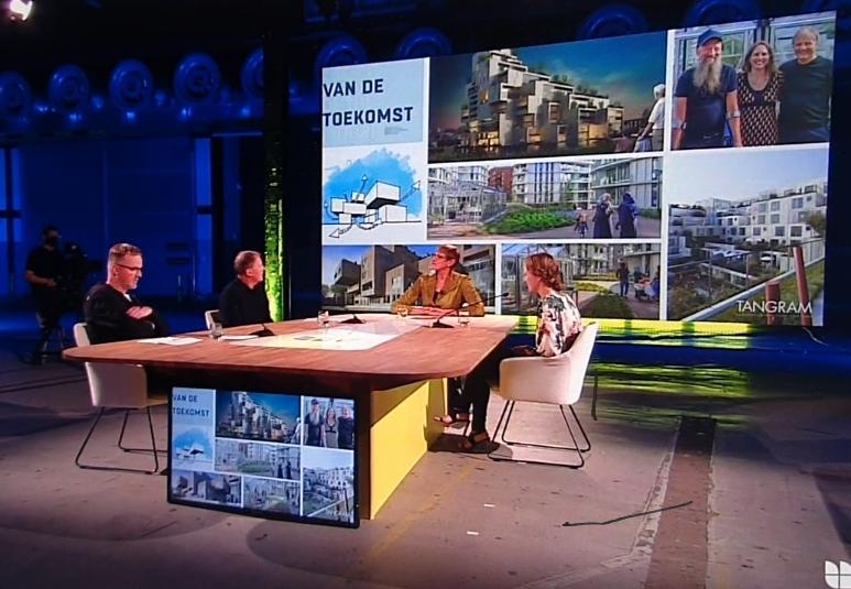 TANGRAM in talkshow Dutch Design Week #FutureCities