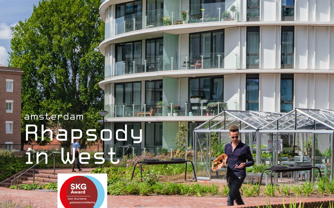 Rhapsody best sustainable area development 2021